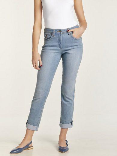 heine TIMELESS Jeans Aleria mit Umschlag