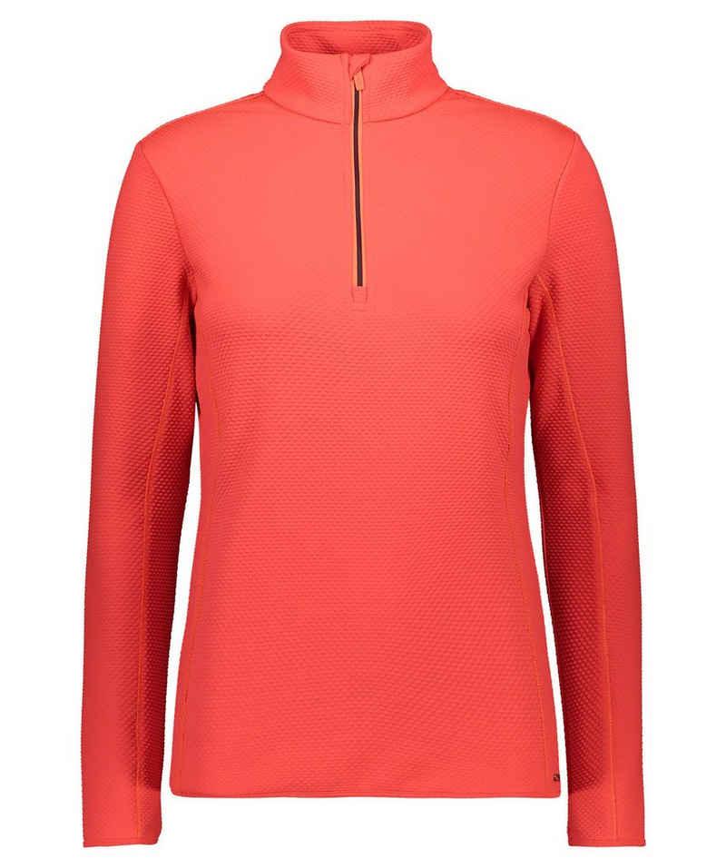 CMP Fleecepullover »Damen Sweatshirt«