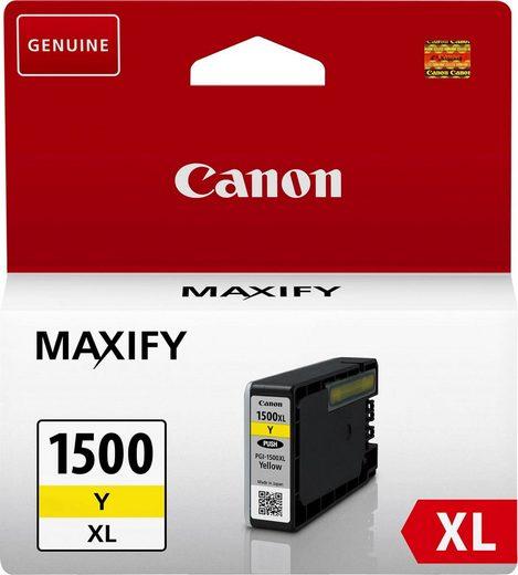 Canon »PGI-1500XL Y« Tintenpatrone