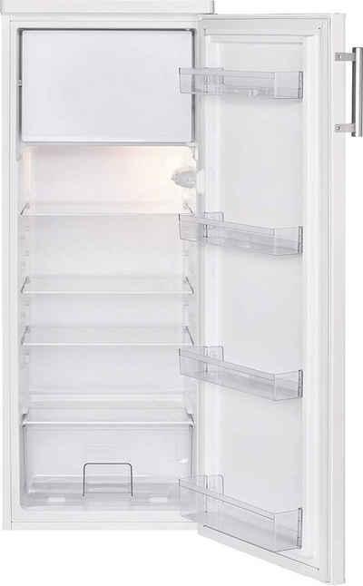 BOMANN Kühlschrank KS 7315.1, 143 cm hoch, 55 cm breit