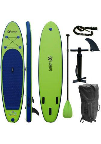 EXPLORER Inflatable SUP-Board » 320« (mit Padde...