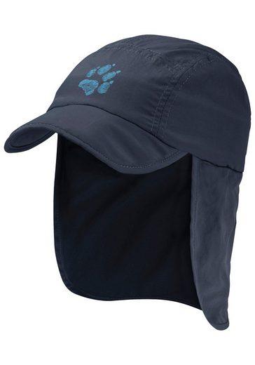 Jack Wolfskin Flex Cap »SUPPLEX CANYON CAP KIDS«