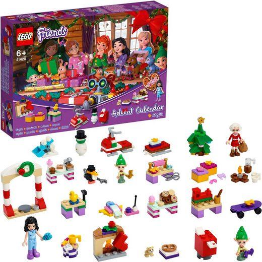 LEGO® Adventskalender »LEGO® Friends«
