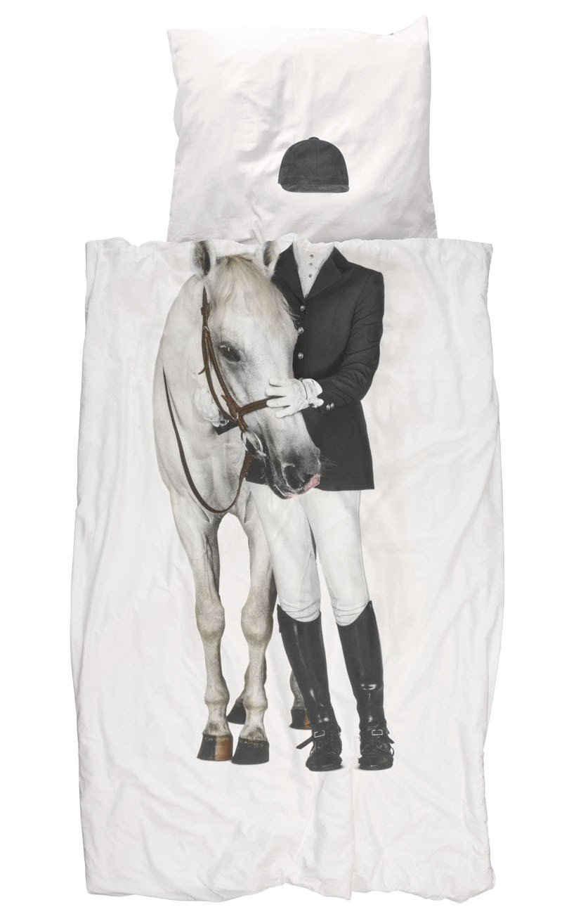 Bettwäsche »Snurk Bettwäsche Amazone 135 x 200 cm 100% Baumwolle«, Snurk