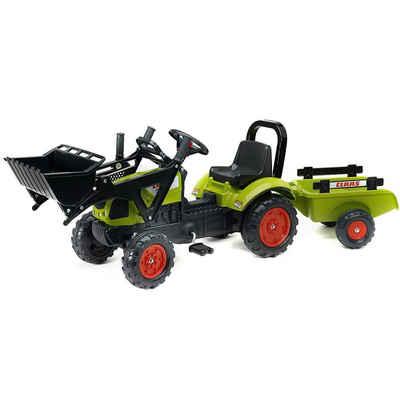 Falk Spielzeug-Traktor »Trettraktor Claas Arion 410 mit Frontlader und«