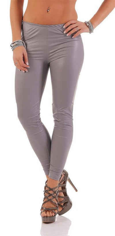 EloModa Leggings »Leggings« (1-tlg)