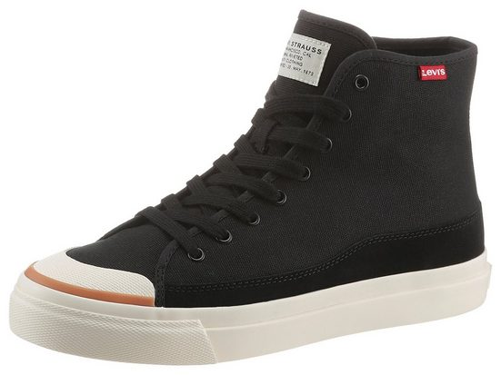 Levi's® »SQUARE HIGH« Sneaker mit Label