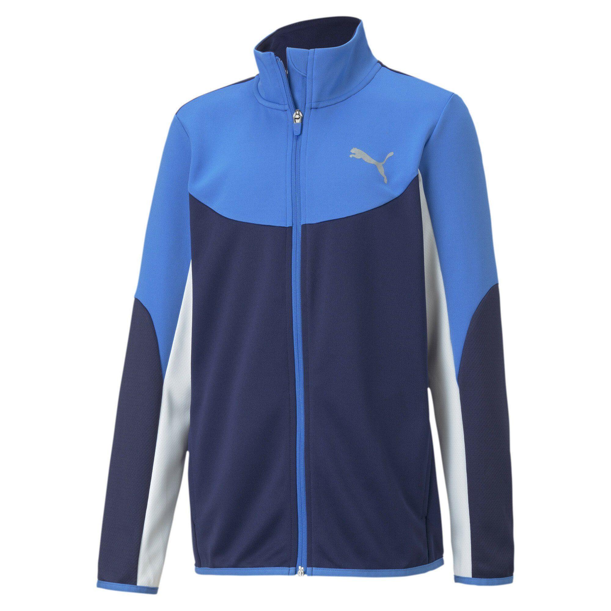 Herren,  Jungen,  Kinder PUMA Trainingsjacke »Active Sports Jungen Jacke«    04062451324353