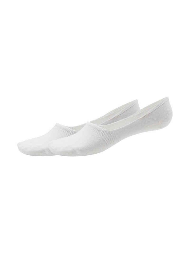 Schiesser Füßlinge »Sneaker Socken, In Shoe, 2er-Pack« (2-Paar)