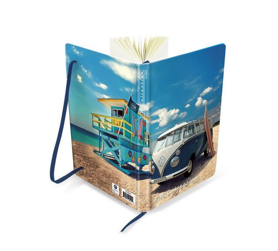 VW Collection by BRISA Notizbuch »VW Bulli T1«