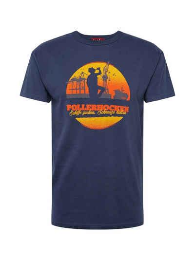 Derbe T-Shirt »Pollerhocken OC« (1-tlg)