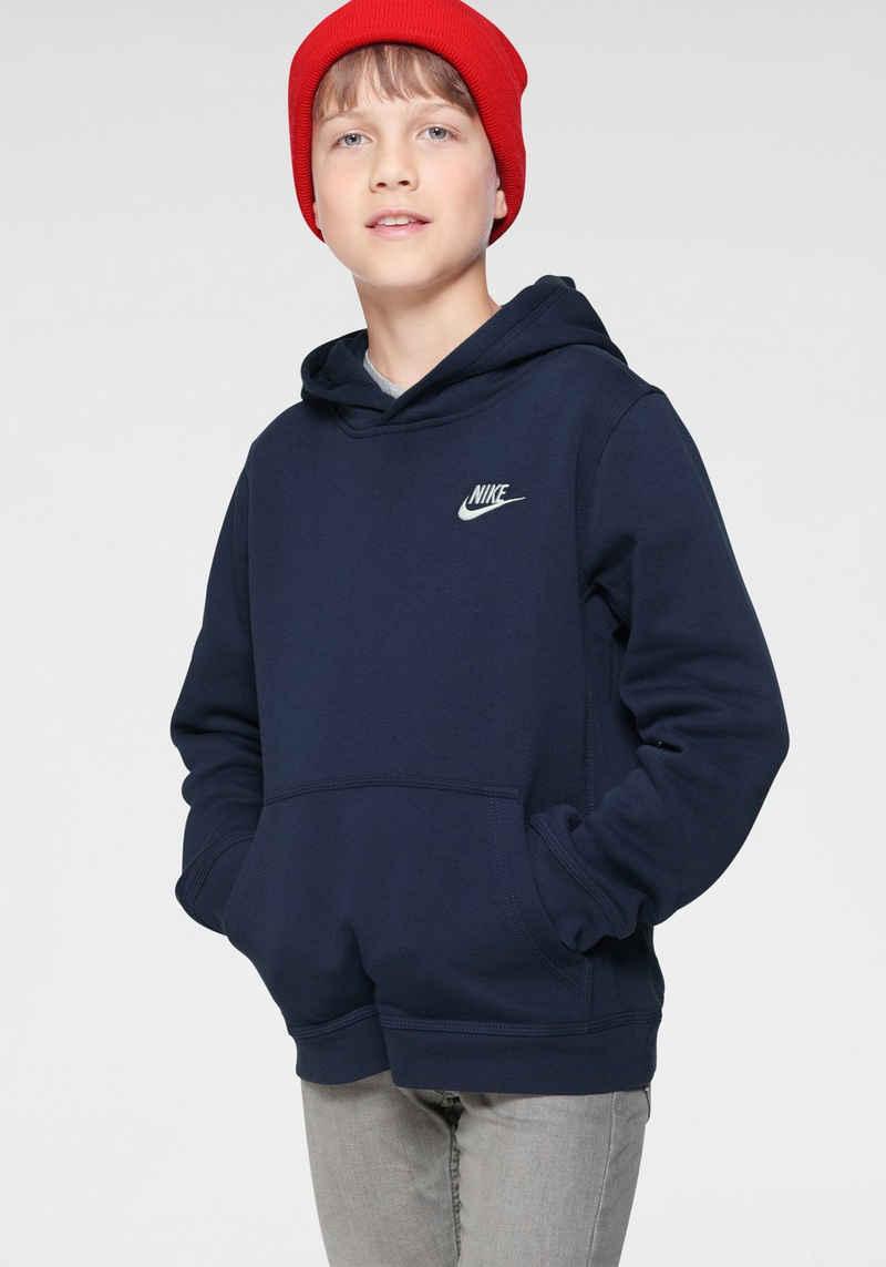Nike Sportswear Kapuzensweatshirt »B NSW HOODIE PO CLUB«