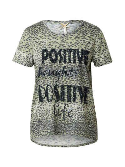 Key Largo T-Shirt »POSITIVE« (1-tlg)