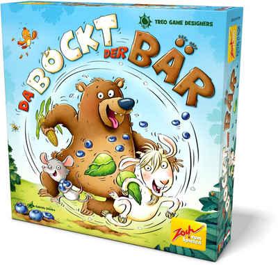 Zoch Spiel, »Da bockt der Bär«, Made in Germany
