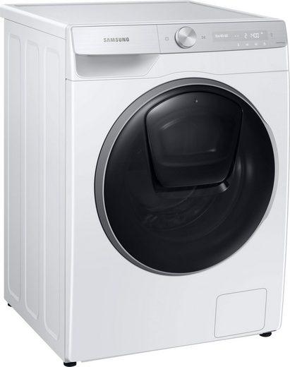 Samsung Waschtrockner WD91T984ASH, 9 kg, 6 kg, 1400 U/min, QuickDrive