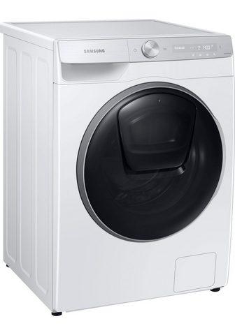 Samsung Skalbimo mašina-džiovyklė WD91T984ASH ...
