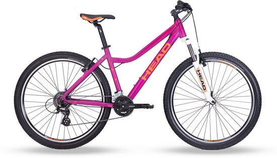 Head Mountainbike »Tacoma I«, 16 Gang Shimano RDTX800 Schaltwerk, Kettenschaltung