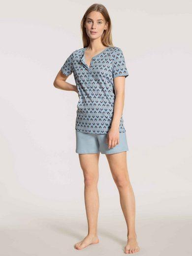 CALIDA Shorty »Kurz-Pyjama« (2 tlg)