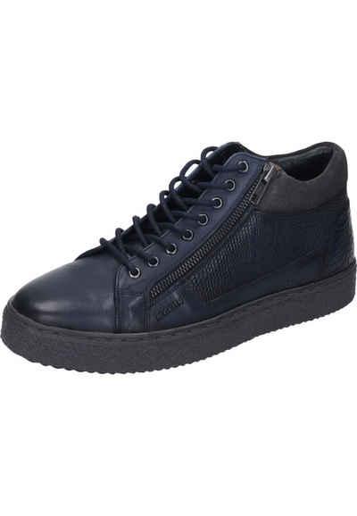 Manitu »Stiefel« Schnürstiefelette aus echtem Leder