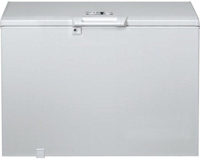 BAUKNECHT Gefriertruhe GTE 608 FA, 140,5 cm breit, 394 l