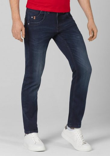 TIMEZONE Regular-fit-Jeans »Regular EliazTZ«