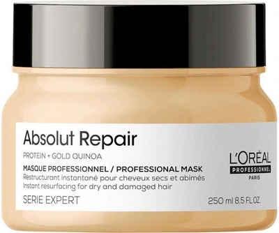 L'ORÉAL PROFESSIONNEL PARIS Haarmaske »Serie Expert Absolut Repair«, stärkend