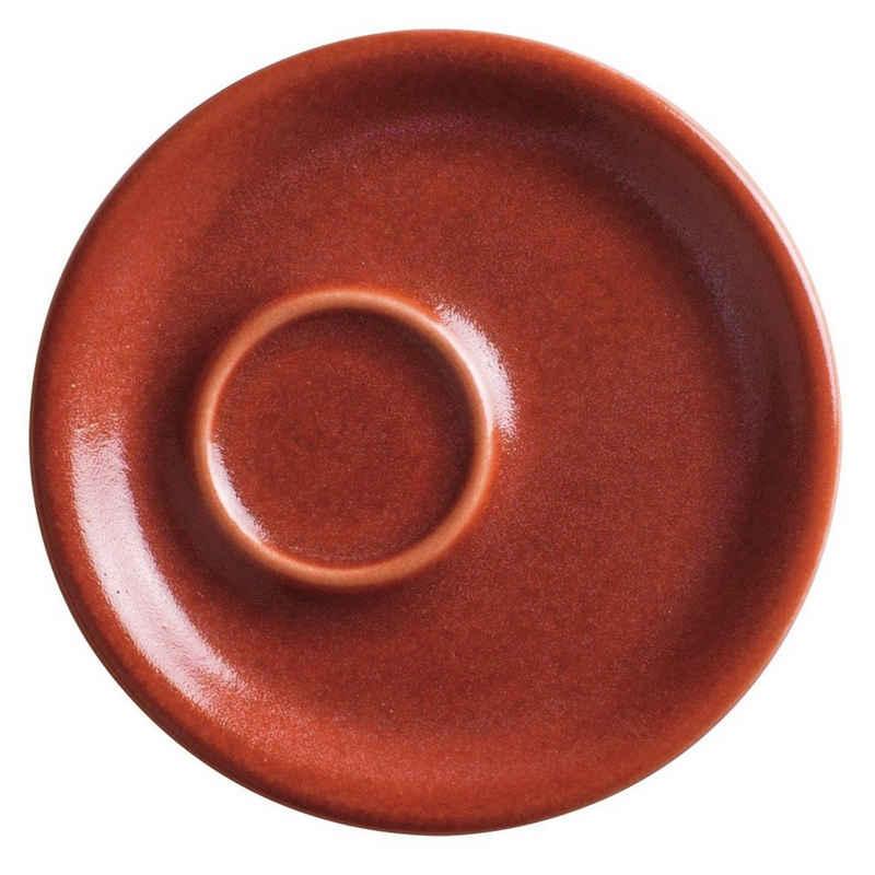 Kahla Untertasse »Espresso Homestyle 11,7 cm«, Handglasiert, Made in Germany