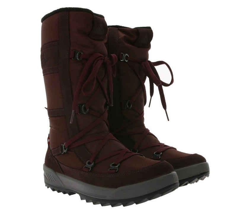 Dachstein »DACHSTEIN Aurora Goretex Winter-Stiefel funktionelle Damen Wander-Schuhe Trekking-Schuhe Lila« Wanderschuh