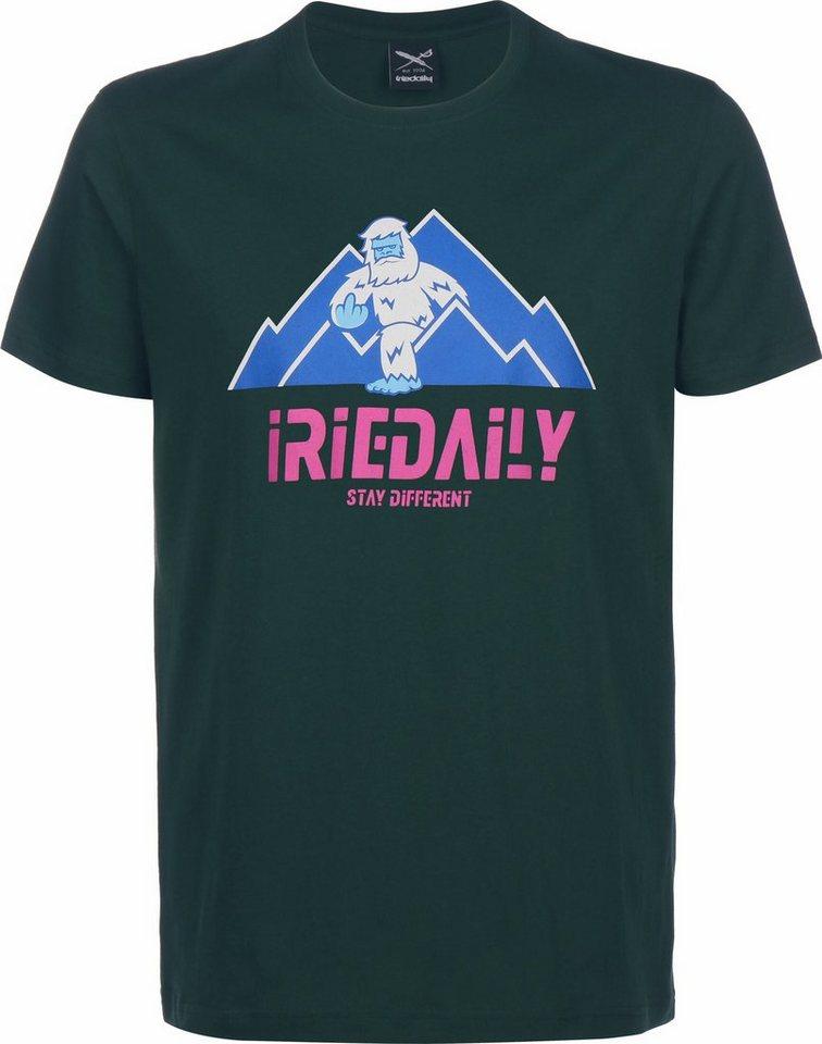 iriedaily -  T-Shirt »Stay Yeti«