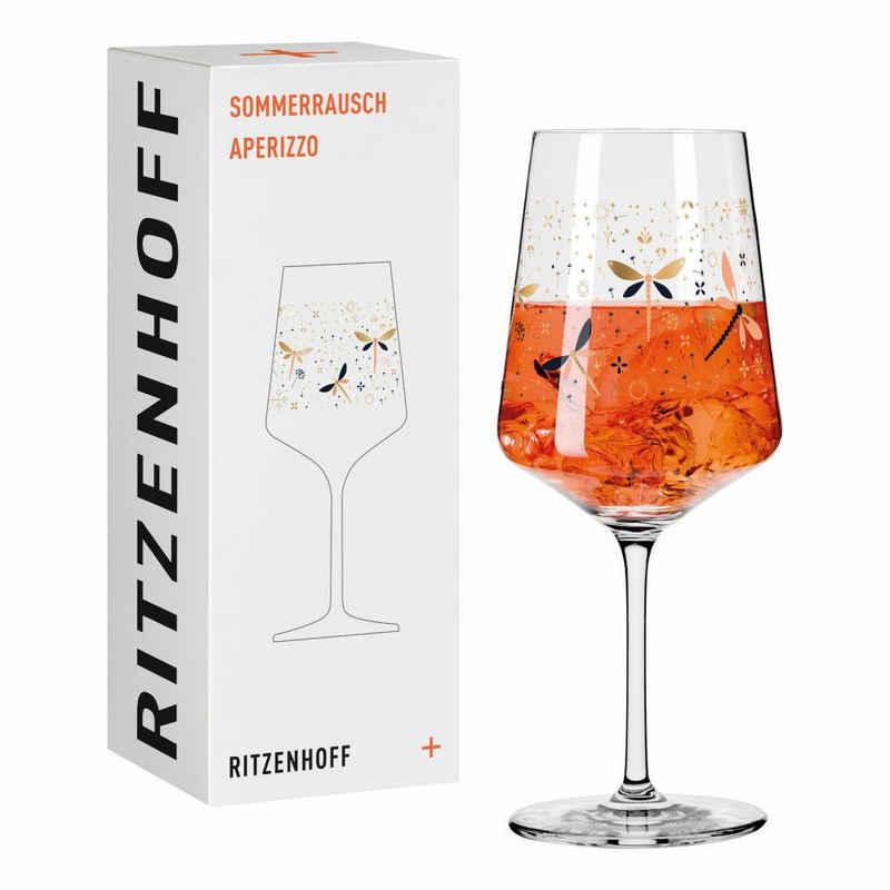 Ritzenhoff Aperitifglas »Sommerrausch Aperizzo 002«, Kristallglas, Made in Germany