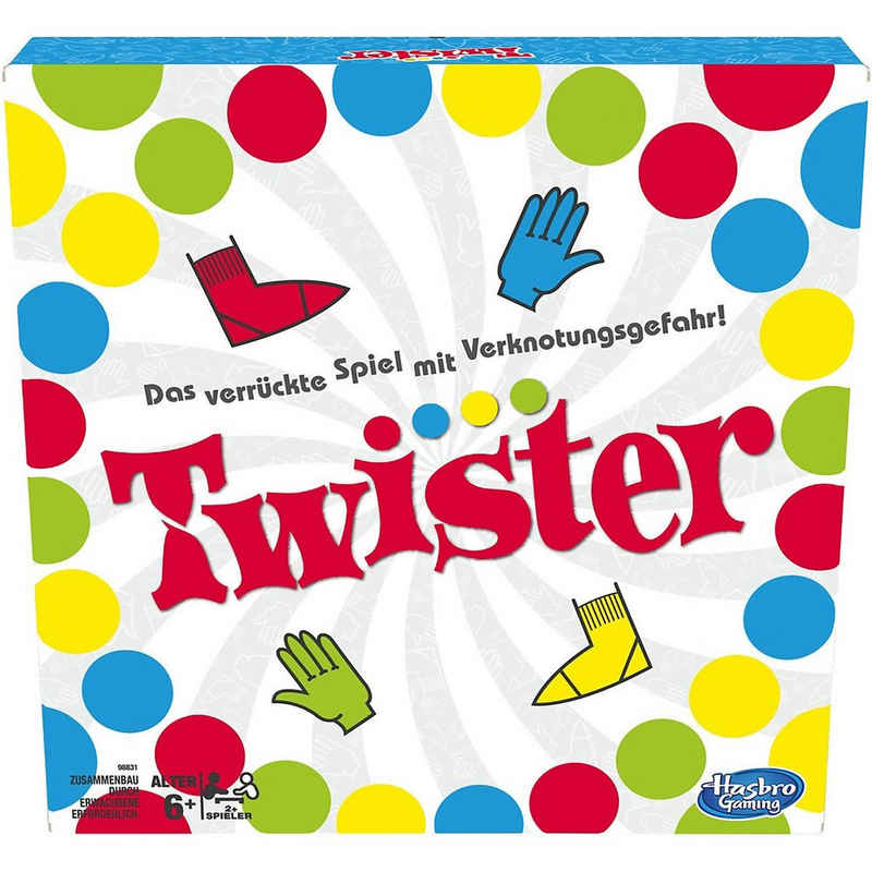 Hasbro Spiel, »Twister«