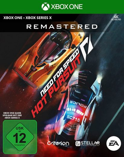 Need for Speed™ Hot Pursuit Remastered Xbox One