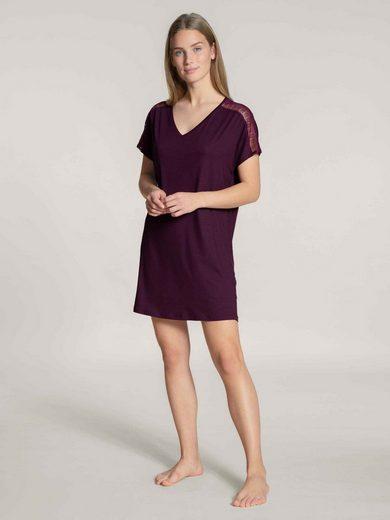 CALIDA Nachthemd »Sleepshirt, Länge 90cm« (1-tlg)