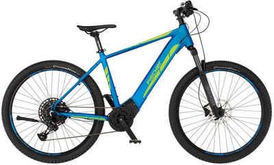FISCHER Fahrräder E-Bike »MONTIS 6.0i LE«, 12 Gang SRAM Eagle SX Schaltwerk, Kettenschaltung, Mittelmotor 250 W
