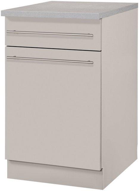 Küchenschränke - wiho Küchen Unterschrank »Chicago« 60 cm breit  - Onlineshop OTTO