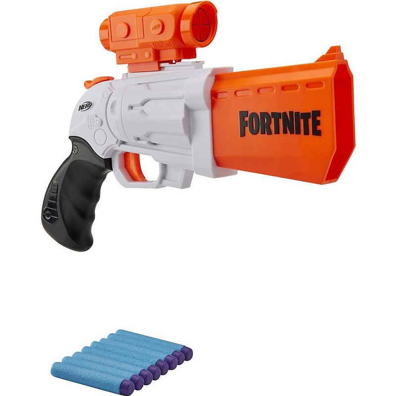 Hasbro Blaster »SR Fortnite Nerf Blaster -- Spannhebel-Action mit«