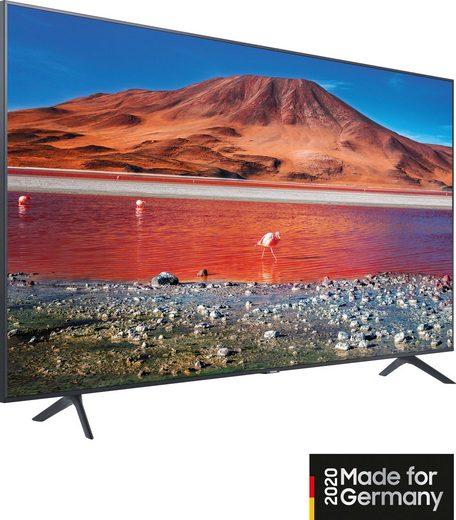 Samsung GU70TU7199U LED-Fernseher (176 cm/70 Zoll, 4K Ultra HD, Smart-TV, Crystal UHD)