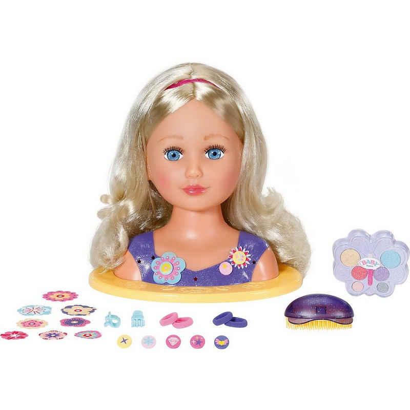 Zapf Creation® Schminkkopf »BABY born® Sister Styling Head (Online VP)«