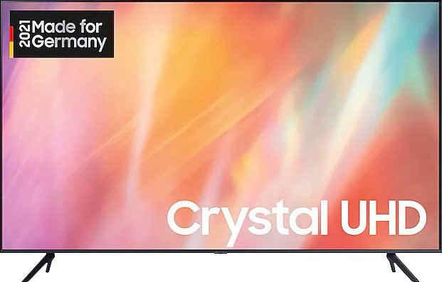 Samsung GU65AU7199UXZG LED-Fernseher (163 cm/65 Zoll, 4K Ultra HD, Smart-TV)