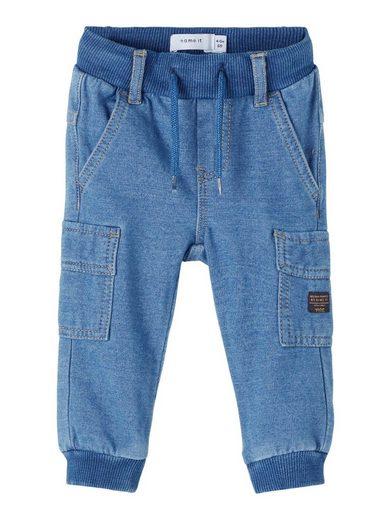 Name It Skinny-fit-Jeans Cargojeans NBMROMEO DNMBATRUEBOS 2461 SWE PANT