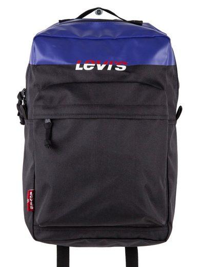 Levi's® Cityrucksack, mit gepolstertem Rücken