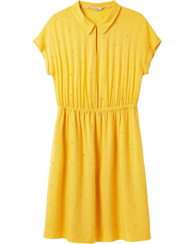 Tom Joule Hemdblusenkleid »Kleid Etty Broderie«
