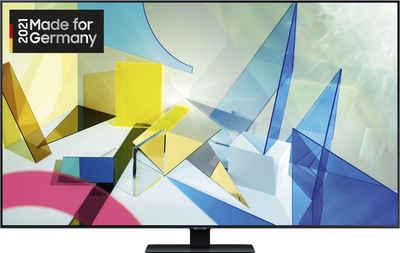 Samsung GQ65Q80TGT QLED-Fernseher (163 cm/65 Zoll, 4K Ultra HD, Smart-TV)