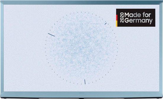 "Samsung 49LS01T ""The Serif"" QLED-Fernseher (123 cm/49 Zoll, 4K Ultra HD, Smart-TV)"