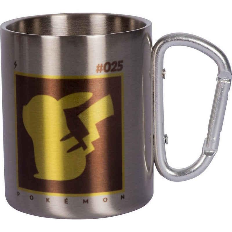 ak tronic Tasse »Tasse Karabiner - Pikachu 25«