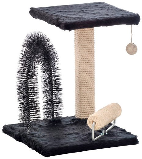 CAT DREAM Kratzbaum »Cat like«, B/T/H: 36/56/44 cm, schwarz