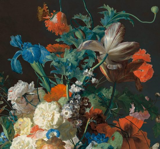 Graham & Brown Fototapete »Rhonda Blumen«