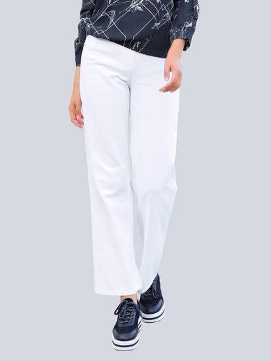 Alba Moda 5-Pocket-Jeans in N+K-Größen