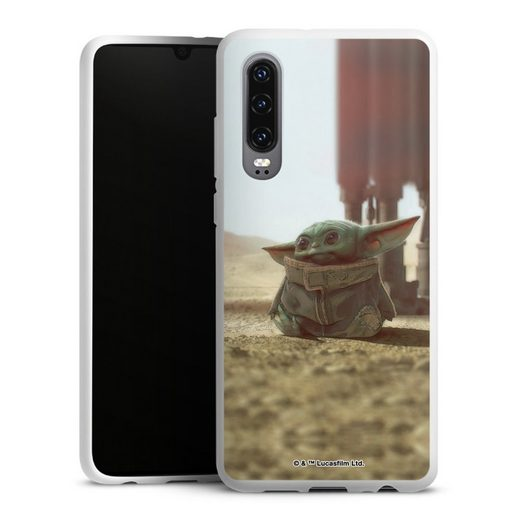 DeinDesign Handyhülle »Star Wars The Child« Huawei P30, Hülle Baby Yoda Star Wars Offizielles Lizenzprodukt