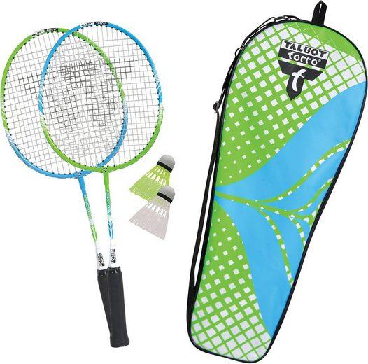 """Talbot-Torro Badmintonschläger »Badminton Set """"Attacker Junior""""«"""